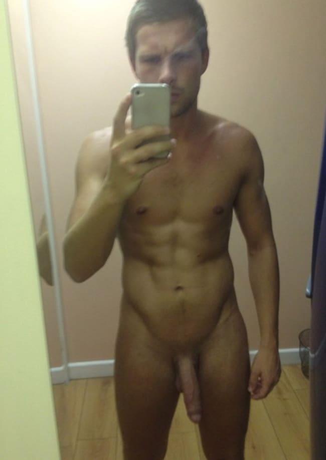Nude Fit Boy