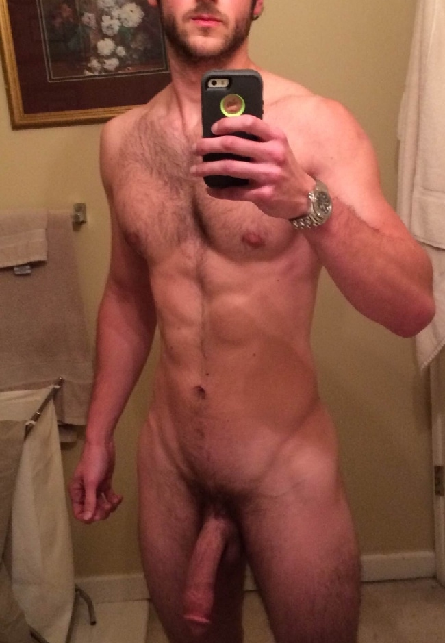 Hairy Hung Man