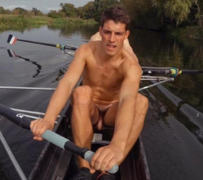 Nude Rower