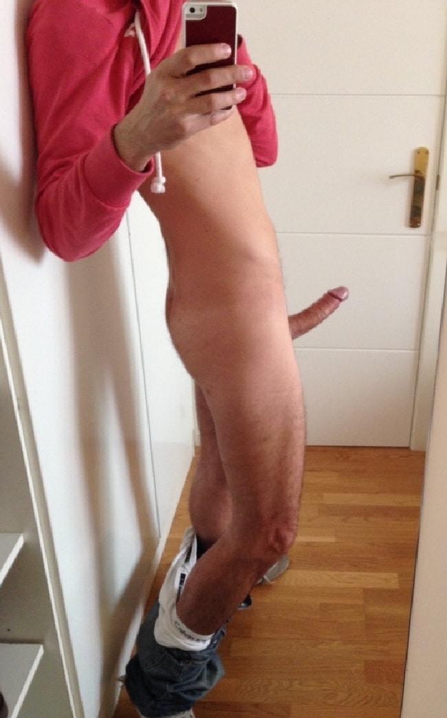 Thin Horny Guy